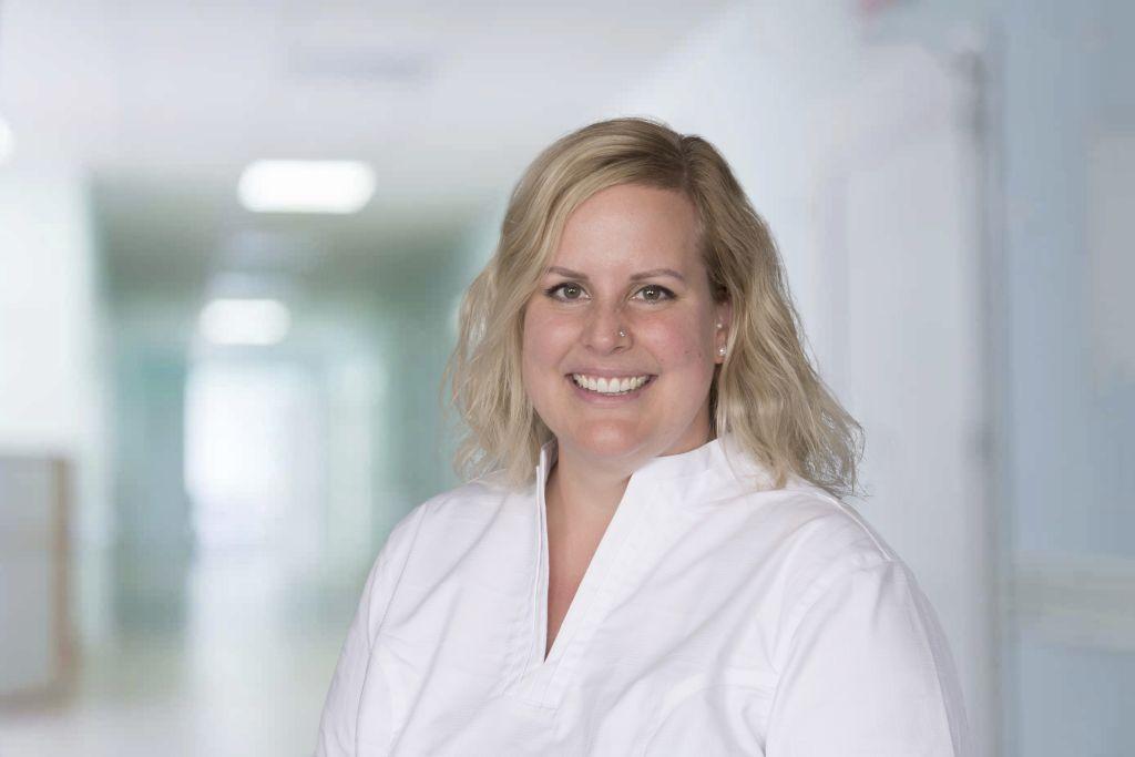 Dr. med. dent. Cornelia Gasser